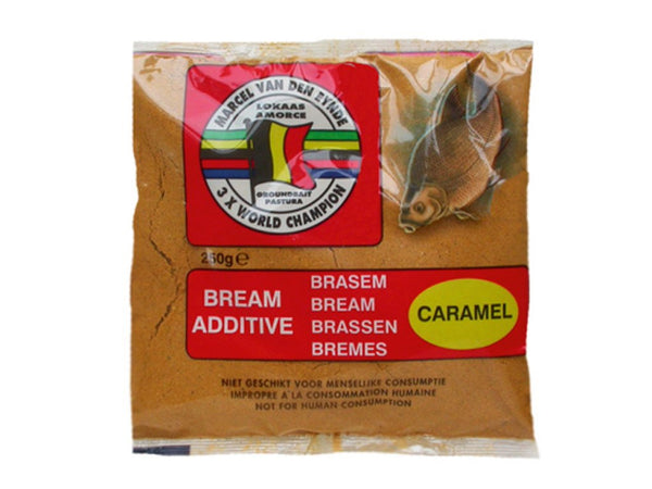 Van Den Eyde Bream Additive 250g - Caramel