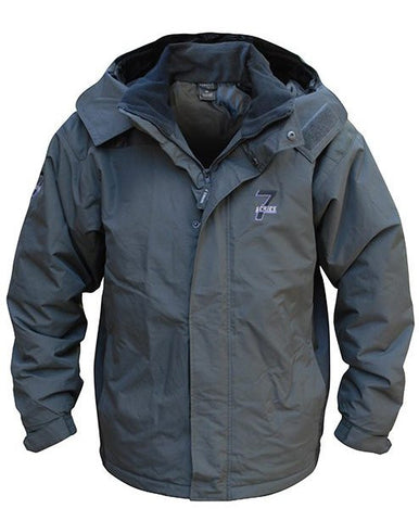 Drennan Quilted 7 Series Waterproof suit