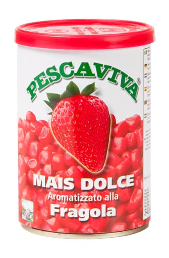 Pescaviva Flavoured Sweetcorn 340g