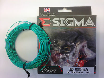 Shakespeare® Sigma Fly Line Intermediate WF