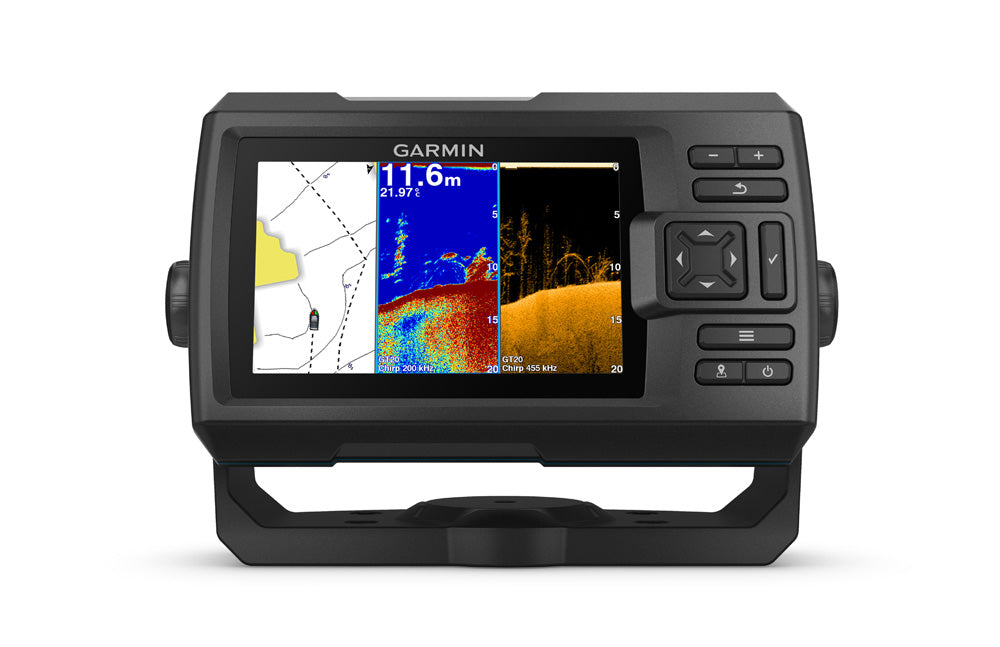 Garmin STRIKER Plus 5cv excluding transducer - VIVADO