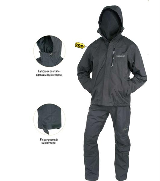 NORFIN WEATHER SHIELD SUIT - VIVADO