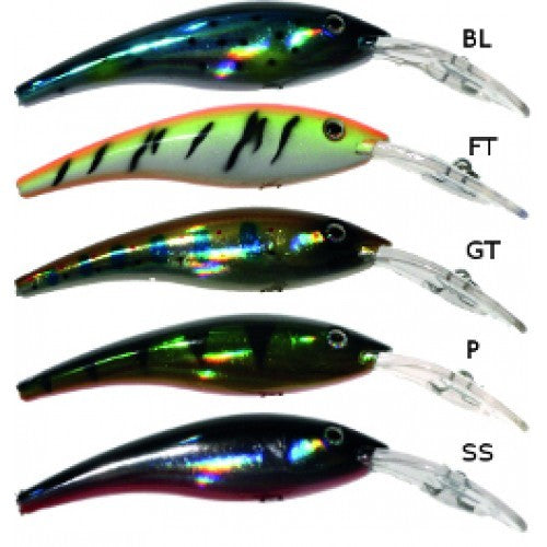 Byron Dancer lures