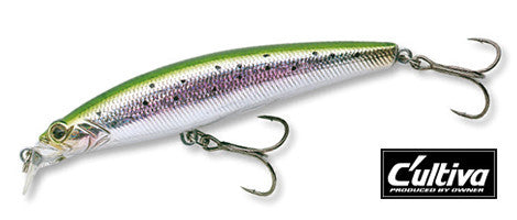 Owner Rip'n cultiva Minnow 11.2cm 21g Suspending (JAPAN)