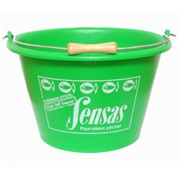 Sensas 17L Groundbait Bucket