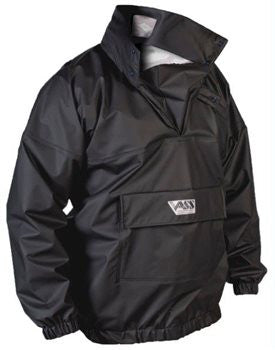 Vass Tex 175 Breathable Lightweight Smock Charcoal Black - Edition 3
