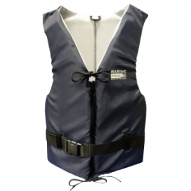 Marine ISO ACTIVE REVERSIBLE LIFE VESTS Navy - Light Grey