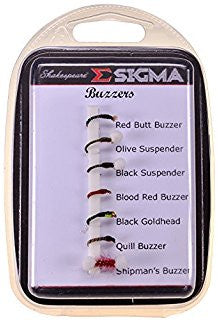 Shakespeare® Sigma Fly Buzzers