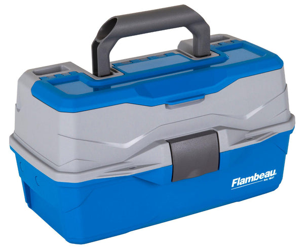 Flambeau Classic 2-Tray Fishing Box