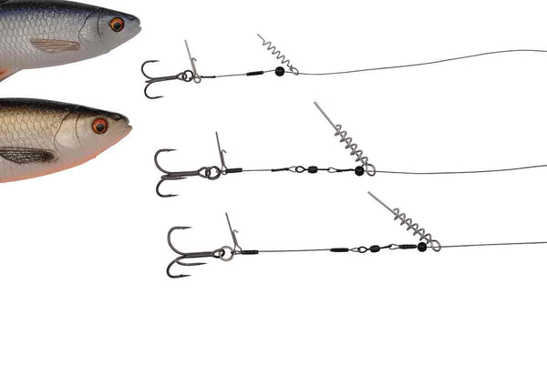 Savage Gear Release Rigs 2pcs