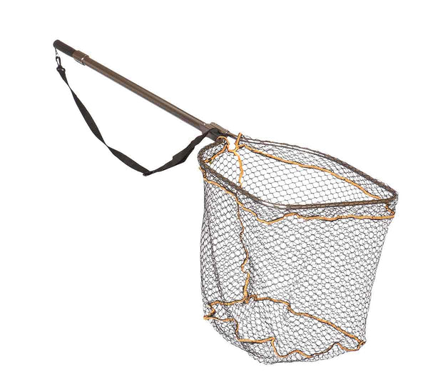 Savage Gear Full Frame Rubber mesh Landing Net L (50x65) 95-150cm