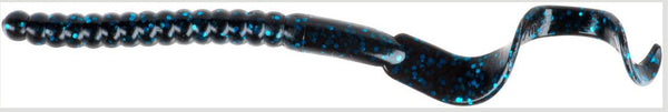PowerBait® Power Worms® Blue Fleck