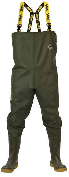 Vass Tex 700-70E Nova Heavy Duty PVC Chest Waders