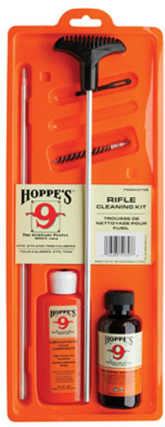 Hoppes Rifle Clean Kit .243 - .257 Caliber - VIVADO