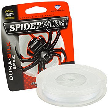 Spiderwire® Dura Silk braid line 300m White