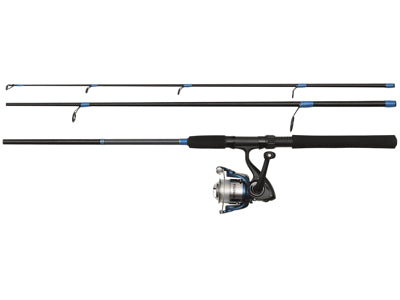 Kinetic Vildmark Spinning Combo