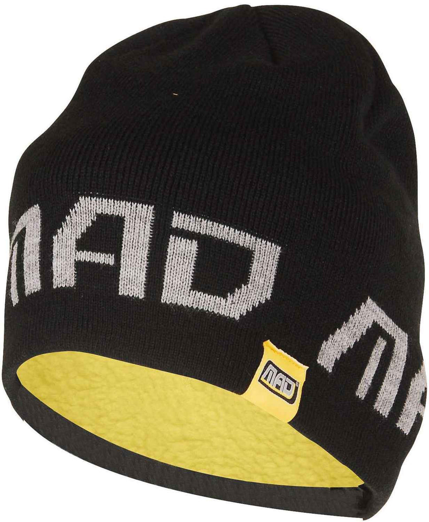 DAM MAD Knitted bennie with fleece