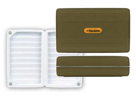 Flambeau Magnetic Floating Ripple Fly Box - Small