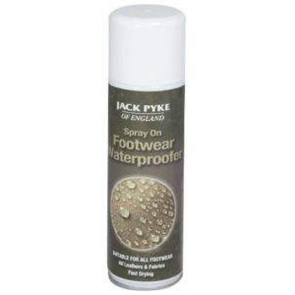 Jack Pyke Spray On Footwear waterproofer