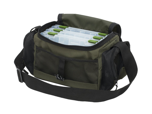 KINETIC TACKLE SYSTEM BAG 40x20x20cm W/3 BOXES