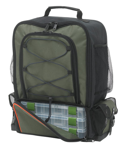 Kinetic Fishing Backpack w/3 boxes