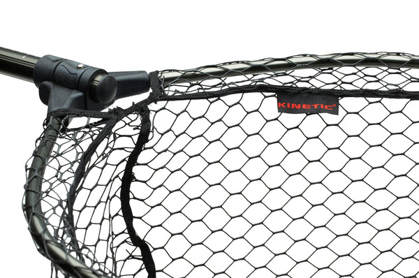 Kinetic Boat Rubber Net with Foldable Frame