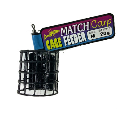 Dinsmores Match Carp Caged Feeder - VIVADO