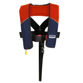 Maindeck ISO 180N Waistbelt UML Manual Red/Navy