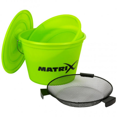 Matrix Bucket Set Lime