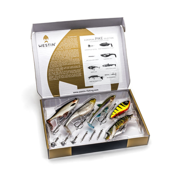 Westin Gift Box - European Pike Selection