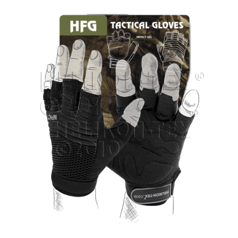 Helikon HFG Half Finger Gloves