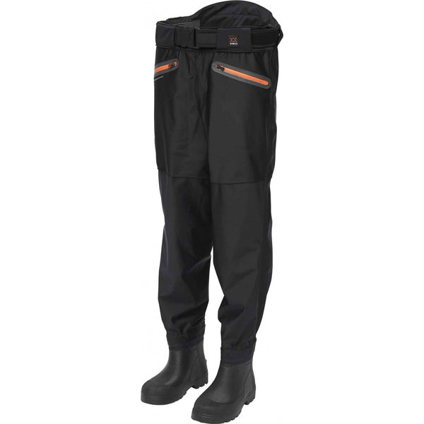 Scierra X-Stretch Waist Wader - Cleated EVA Boot