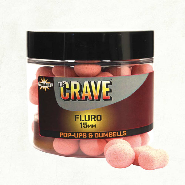 Dynamite The Crave Fluro Pop Ups & Dumbells
