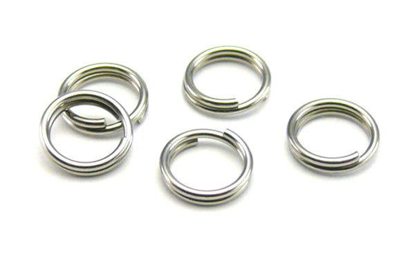 TSUNAMI SPLIT RINGS 10/pck
