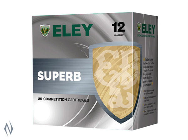 Eley 12G Superb 7.5 28gr