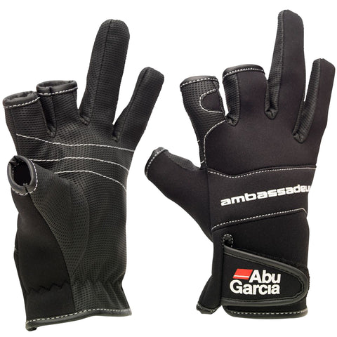 Abu Garcia® Stretch Gloves - M