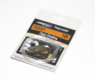 Airflo Polyleader Trout 10ft Floating