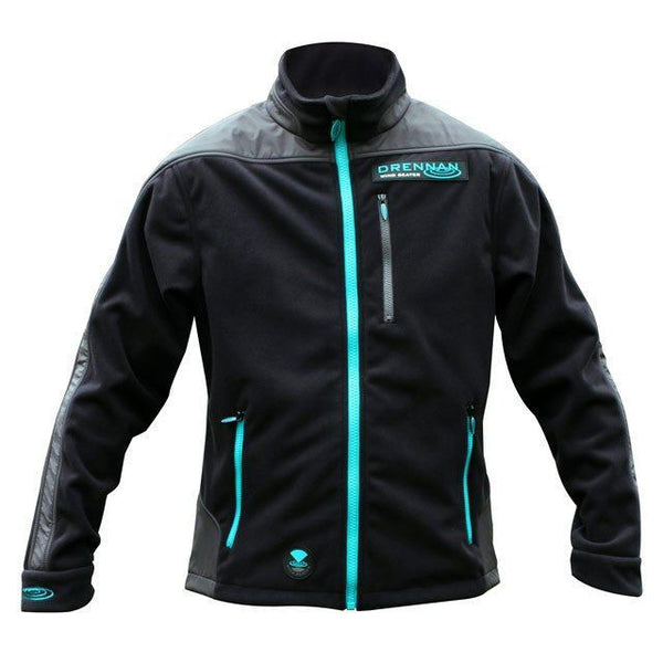 Drennan Wind Beater fleece - size L - VIVADO