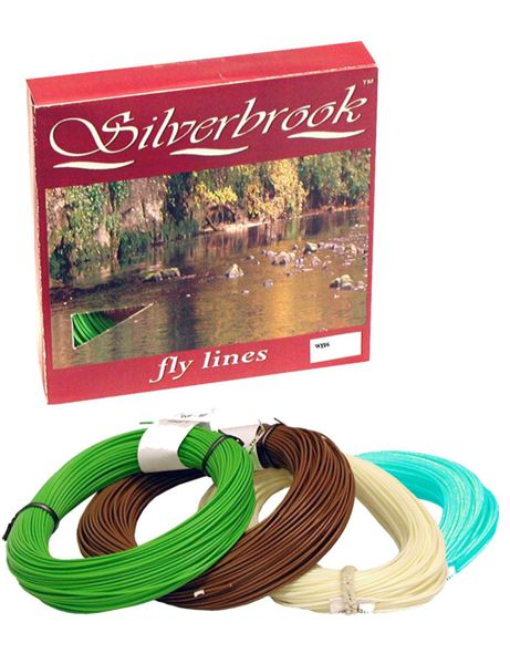 Silverbrook Weight Forward Fly Line White