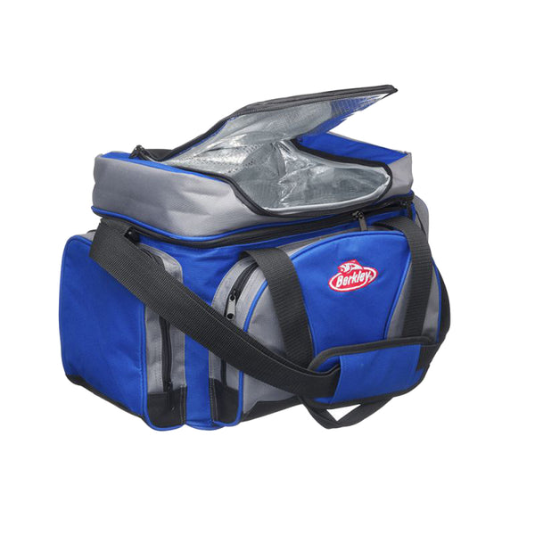 Berkley® System Bag L Blue/Grey/Black + 4 Boxes