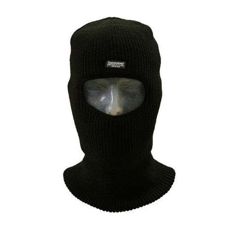 940e8aa3f79 Black Thinsulate Open Face balaclava