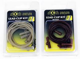 Sixth Sense Lead Clip Kit - Brown