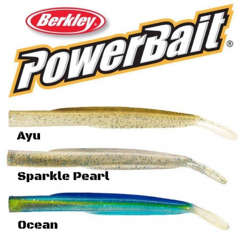 Berkley PowerBait® Pre-Rigged Eel 15cm