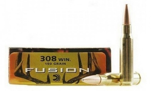 Federal Fusion .308 WIN 150gr Soft Point