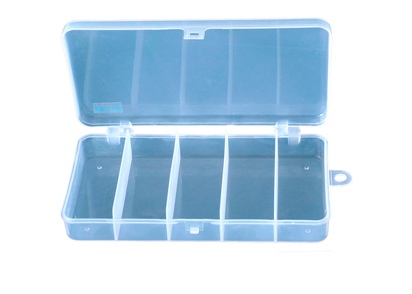 Tronixpro 5 Compartment Tackle Box TB015