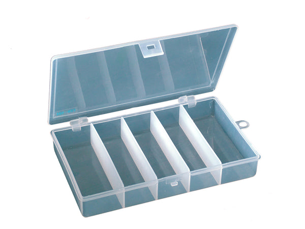 Tronixpro 5 Compartment Tackle Box TB023