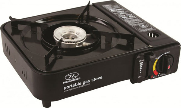 Highlander Portable Gas Stove - VIVADO