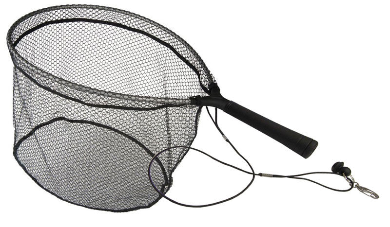 Greys® GS Scoop Net Rubber mesh