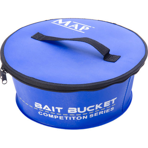 MAP EVA Ground Bait Bowl with Lid