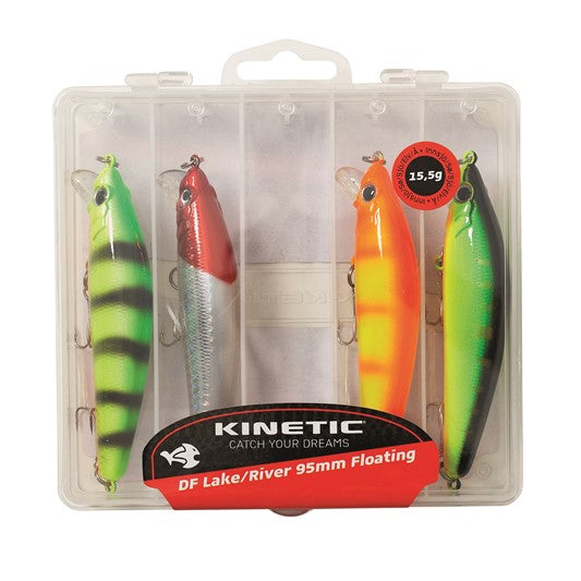 Kinetic Wobler Lake/River set 15.5g